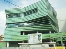 νέο κτίριο Συνεταιριστικής Τράπεζας Θεσσαλίας